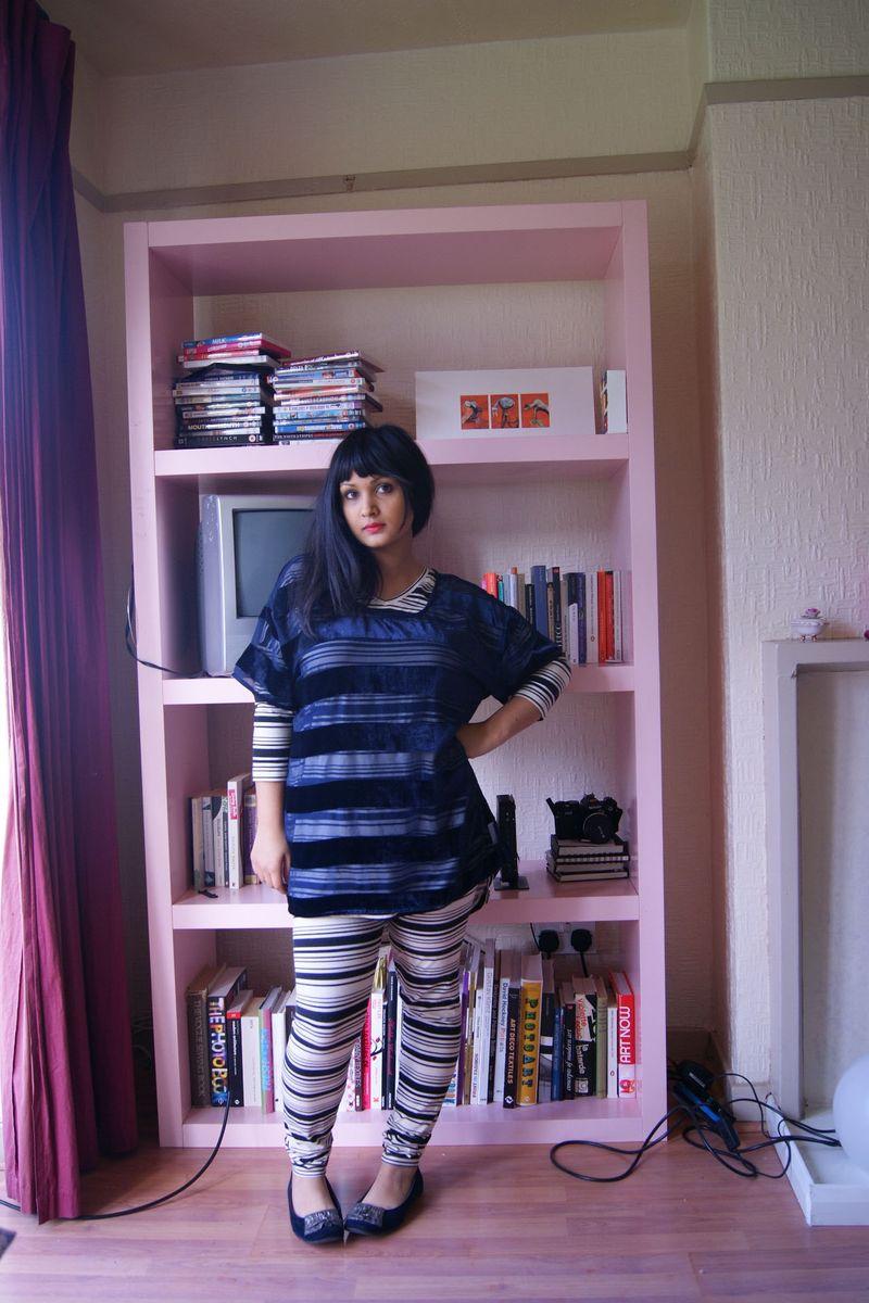 Multi striped