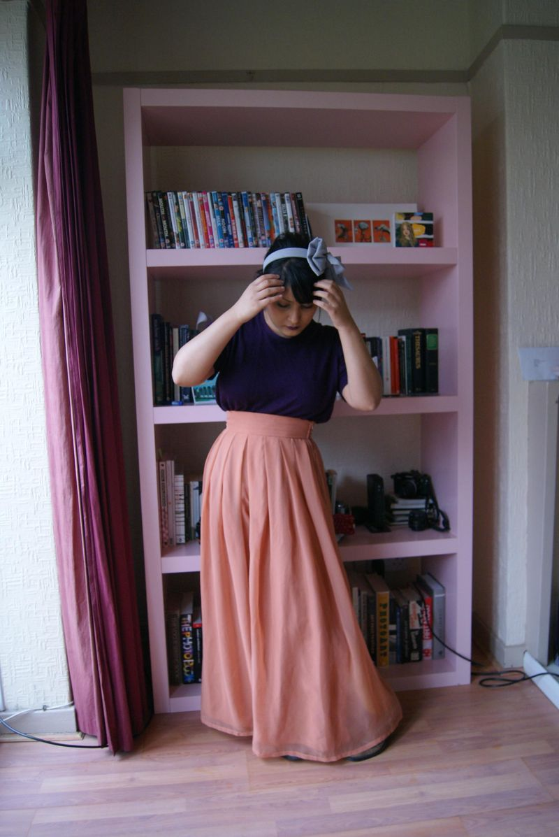 Floaty trousers