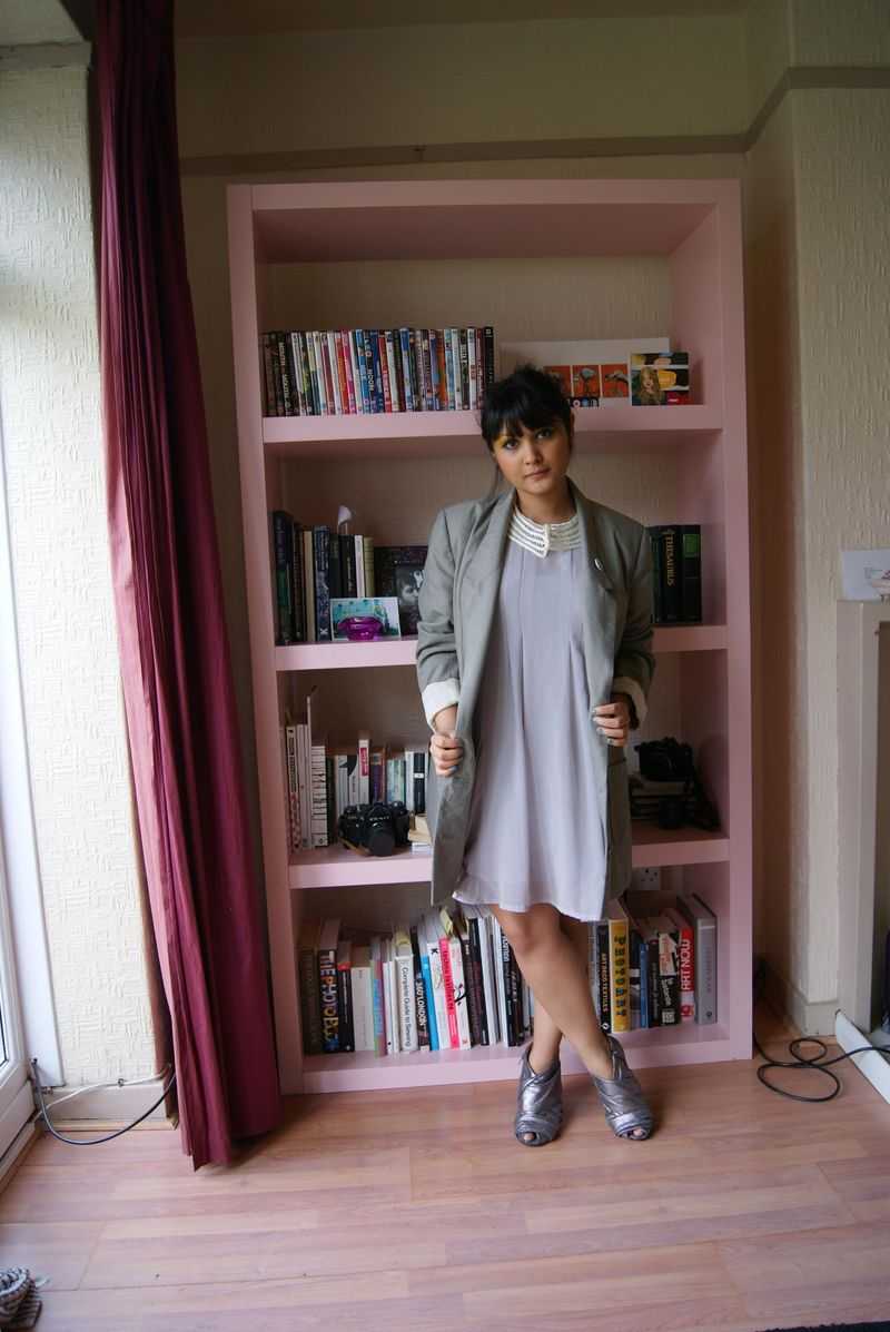 Jacket and dress